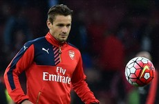 Wenger confirms he blocked Mathieu Debuchy's loan move to Man United