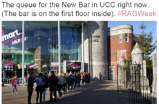 11 tweets and Instagrams that sum up the madness of Rag Week