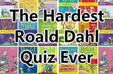 The Hardest Roald Dahl Quiz Ever