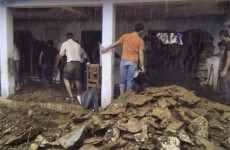 At least 60 dead in India landslide