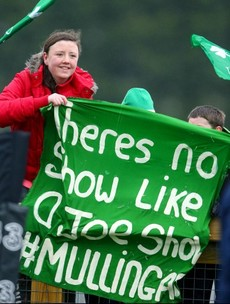 'It's the same weather, but the same warmth': Schmidt overwhelmed on return to Mullingar