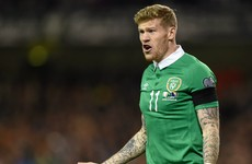 'It was a dark time' - James McClean opens up on supporter abuse