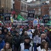 Thousands take to the streets for Right2Change rally in Dublin