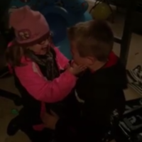 This little boy's reaction to his sister buying him a hamster is absolutely lovely