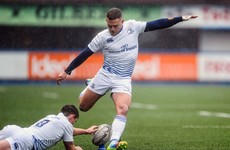 Nacewa's second-half try enough as Leinster edge Cardiff