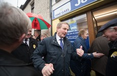 Enda Kenny hits out at 'All Ireland champion whingers' in his constituency of Castlebar