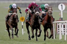 Ball d'Arc rubberstamps the form ahead of Supreme Novices' Hurdle