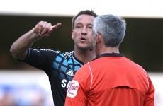 Terry dismisses racism 'misunderstanding'