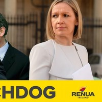 Lucinda the 'watchdog' thinks someone's out to smear her character