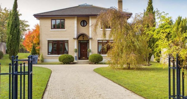 Fancy a little privacy? This house in a gated community is for sale