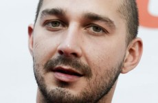 Shia LaBeouf slaps fan in face as part of art project