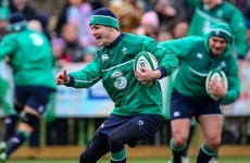 Sexton and Zebo in full training but Ireland will 'wait and see' on Payne