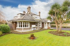This 1940s Edwardian-style house is a grand family home