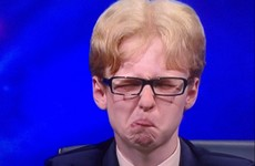 Everyone is talking about this lad's gas facial expressions on University Challenge