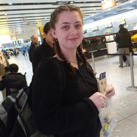 Missing British backpacker found after telling mother 'people were trying to hurt her'