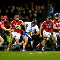 Setback for Cork as defender out for season after tearing cruciate in Waterford game