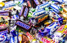 Mars is recalling a load of chocolate bars and boxes of Celebrations in Ireland
