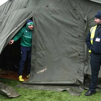 McCloskey and Marshall standing by as Jared Payne sits out Ireland training