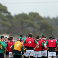 U20s hoping big bumps against Ireland senior squad can kick-start campaign