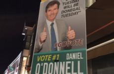 Some very interesting election posters have just popped up in Galway