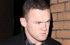 'Miserable' Rooney parties with City players