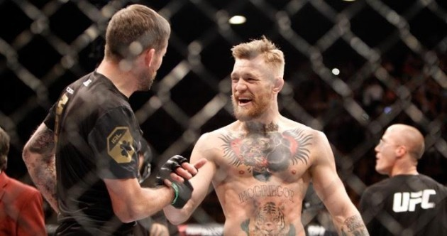 John Kavanagh: There's a lesson to be learned here for anyone who wants to fight Conor McGregor