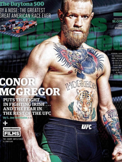 Sorry, Conor, not even close: A brief history of Irish athletes' Sports Illustrated covers