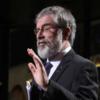 Gerry Adams condemns death threat made to Fine Gael TD
