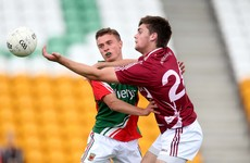 O'Brien putting pedigree from out-half and Westmeath GAA to use on Ireland's wing