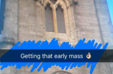 11 Snapchats you would definitely send to your mam