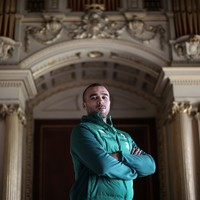 Simon Zebo: 'If you don't buy a ticket you can't win the Lotto'