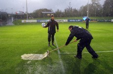 Rovers-UCD game called off due to bad weather