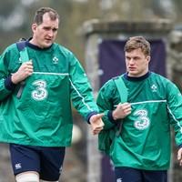 Debut for Bangor Bulldozer, JVDF and more talking points from Ireland's team