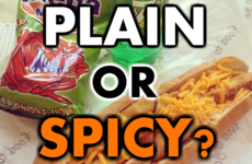 This Quiz Will Determine If You're Plain Or Spicy