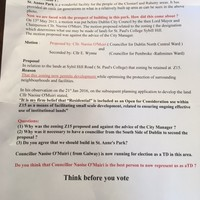 Dirty tricks in north Dublin: FG candidate hits out at anonymous letter campaign