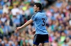 'If Dublin lose games it won't be because of my absence'