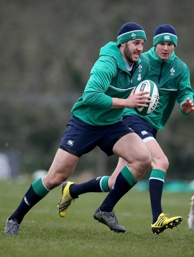 'Exciting opportunity' as Schmidt unleashes McCloskey and Henshaw midfield