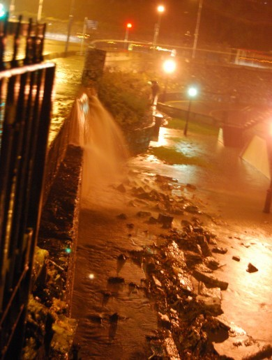 Major emergency plan declared for Dublin after massive flooding