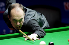 A really great moment as 43-year-old Fergal O'Brien records his first ever 147