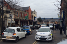 Manhunt following two armed robberies in Dublin