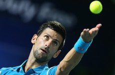 Djokovic: 'I would have needed a third eye to continue playing'
