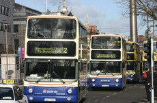 Dublin Bus is flogging a load of its old double deckers...