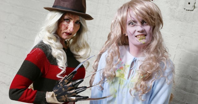 Ireland's first ever horror convention will see zombies on the capital's streets today