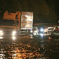 GALLERY: Dublin under water after torrential rainfall