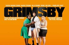 Here's why everybody is giving out about the Grimsby poster