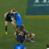 Umaga's Blues came out on top of a terrific 7-try shoot-out to start the Super Rugby season