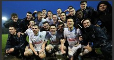 Late, late show as 89th-minute winner bags Collingwood Cup for UCD
