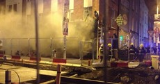 Fire in chip shop next to Sinn Féin offices in Dublin