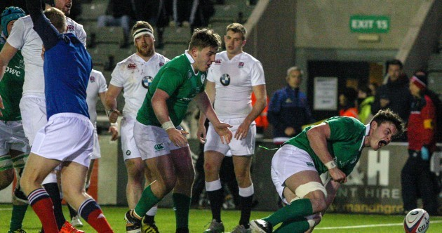 5 Ireland U20s who impressed in the thrilling win over England