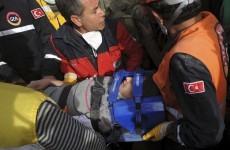 Desperate search for survivors as Turkey quake toll nears 300